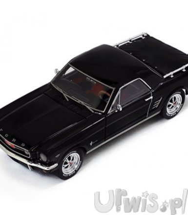 Ford Mustang Mustero 1966 (black)