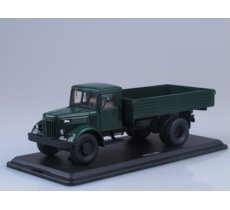 MAZ-200 Flatbed Truck (dark green)