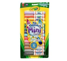 Flamastry mini zmywalne Crayola 14 szt.