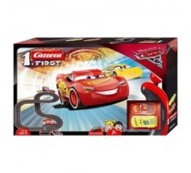 Carrera FIRST Disney Cars 3