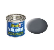 REVELL Email Color 74 Gu nship-Grey Mat