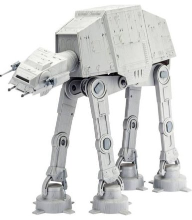 Model do sklejania Star Wars Gift Set AT-AT