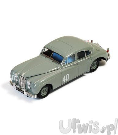Jaguar MKVII #40 Stirling Moss