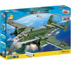 Armia North American B-2 5 Mitchell