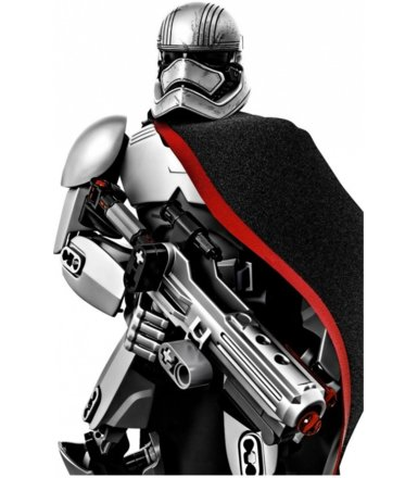 LEGO Star Wars Confidential Constraction 2016 Kapitan Phasma L-75118