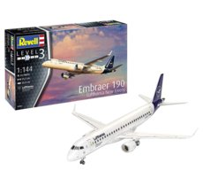 Model plastikowy Embraer 190 Lufthansa New Livery