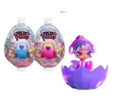 Laleczki HATCHIMALS Pixies Royals