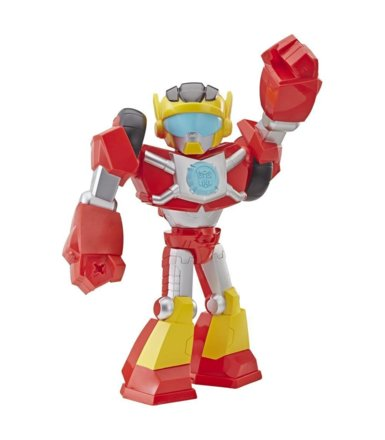Figurka Transformers Rescue Bot Academy Mega Mighties Hot Shot