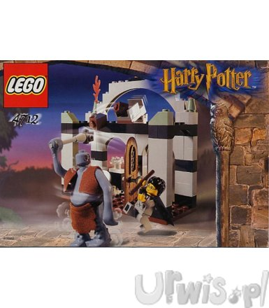 Lego Harry Potter Troll on the Loose