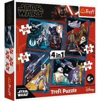 Puzzle 4w1 Star Wars IX
