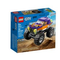 Klocki City Monster truck