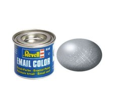 REVELL Email Color 91 Steel Metallic