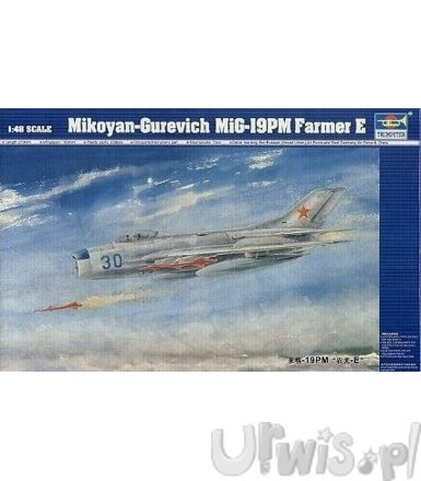 TRUMPETER Mikoyan-Gurevi ch MiG-19PM