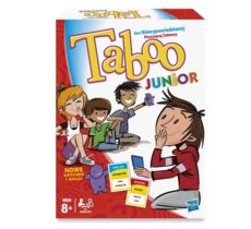 Hasbro Gra Taboo Junior