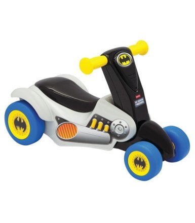 FISHER PRICE Jeździk Batmana 2 w1