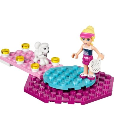 LEGO Friends Centrum handlowe Heartlake L-41058