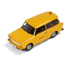Trabant 601S Germany Democratic