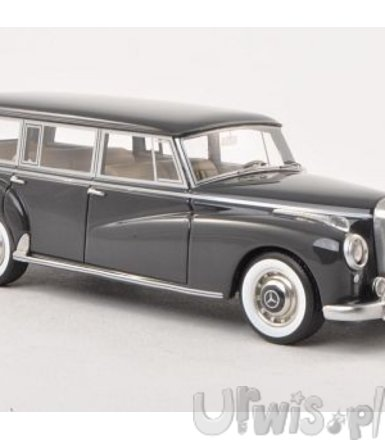 BOS MODELS Mercedes-Benz 300C (W186)