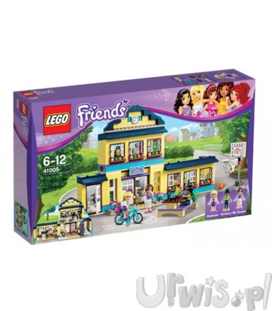 Lego Friends Szkola w Heartlake 41005