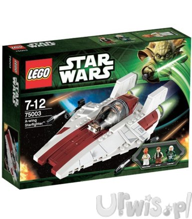 LEGO Star Wars A-wing St arfighter