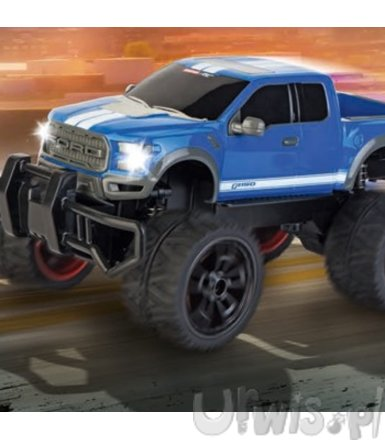 Carrera RC Off Road Ford -150 Raptor Blue