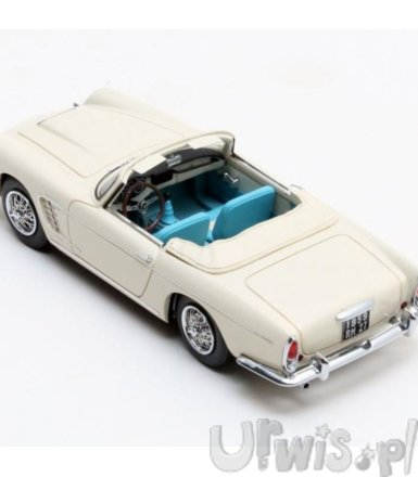 Maserati 3500 GT Spyder by Frua #AM101.268 1957 (white)