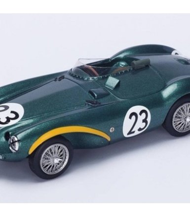 Aston Martin DB3S #23 Collins/Frere 2nd 24h LeMans 1955