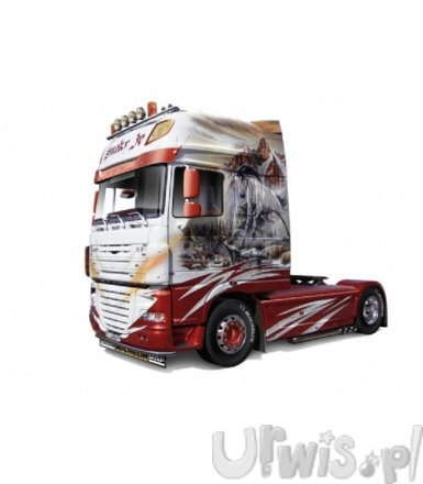 Daf XF105 Smoky JR Showtruck