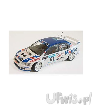 "EHOBBY 1/24 scale decal ""Mitsubishi"