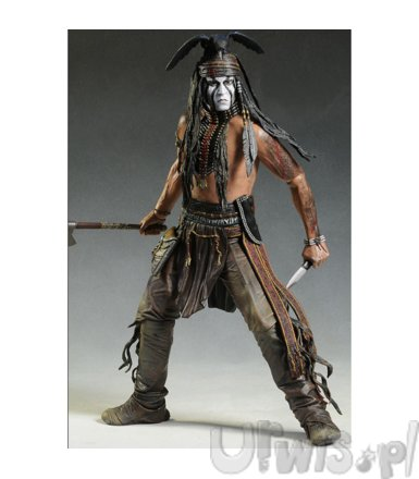NECA 1/4 Action Figures Tonto