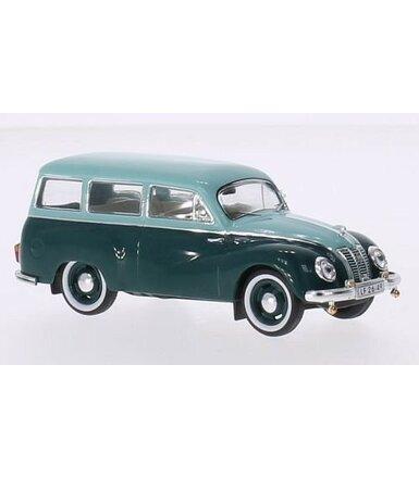 IFA F9 Station Wagon 1953 (turquoise/green)
