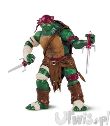 TURTLES Movie Raphael fi g. 12cm