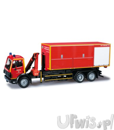 HERPA Mercedes-Benz SK with Load