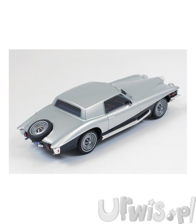 Stutz Blackhawk Coupe 1971 (silver/black)