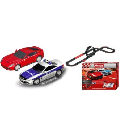 CARRERA Digital 143 High Speed Chase