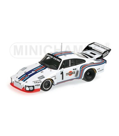 Porsche 935 Martini Racing #1 Ickx/Mass Winner Dijon 6 Hours 1976