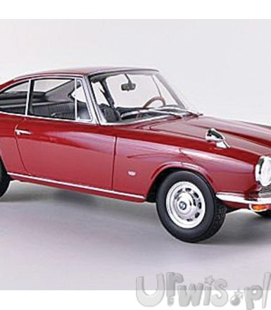 BMW 1600 GT 1968 (dark red)