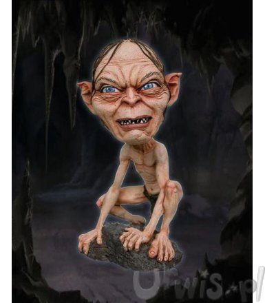 NECA Head Knocker Gollum