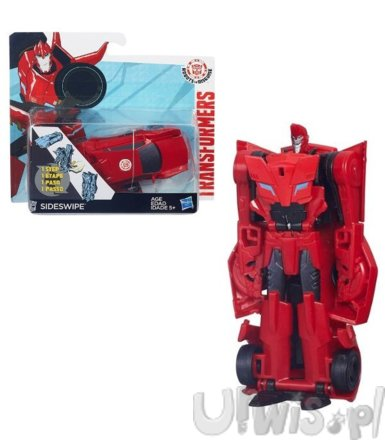 Transformers Ride One Step Chang Sideswipe