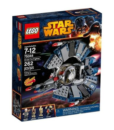 LEGO Star Wars Droid Tri -fighter L-75044