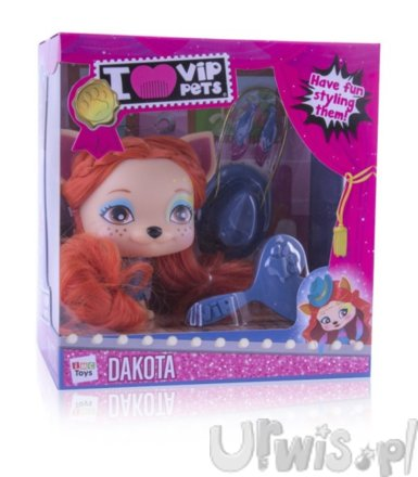 Vip Pets Dakota Adventure