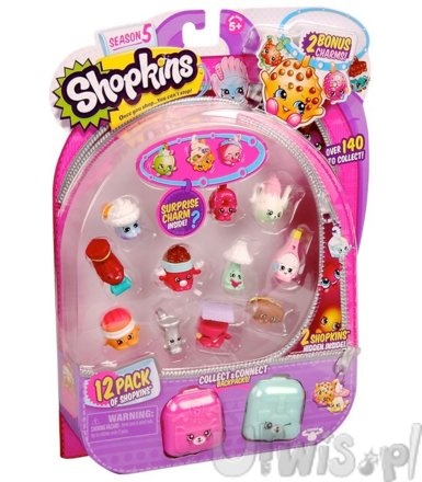 SHOPKINS 12 pack S5