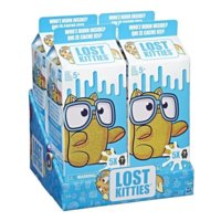 Figurki Lost Kitties Multipak