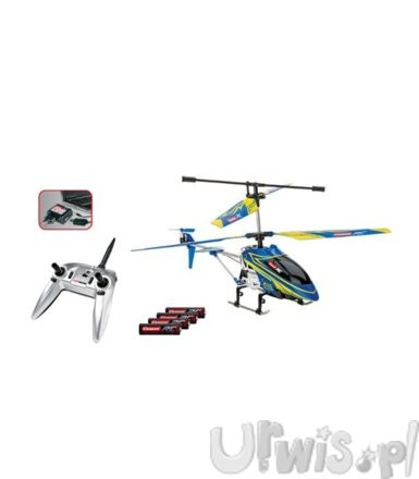 RC Helicopter Blue Hawk