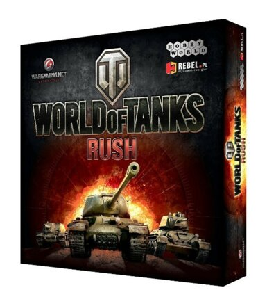 Gra World of Tanks: Rush PL