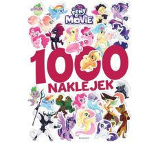 My Little Pony 1000 naklejek