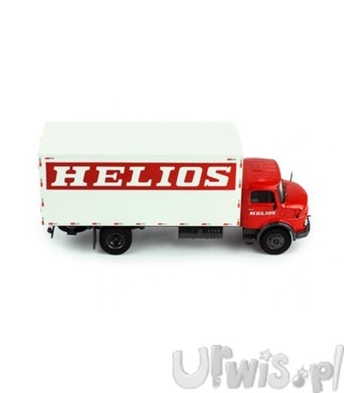 Mercedes-Benz L-1113 Helios 1970 (red/white)