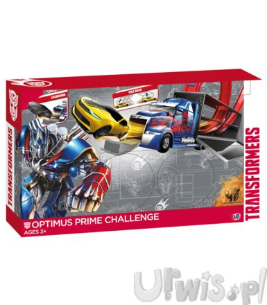 COBI Transformers Tor Optimus Prime
