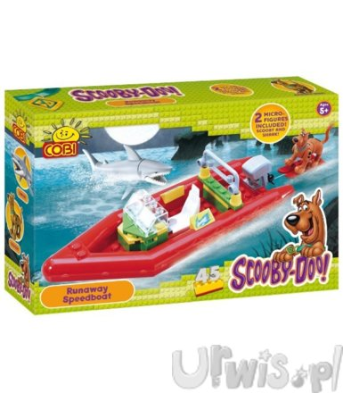 COBI Scooby Doo Speedboa t mini 45 kl.