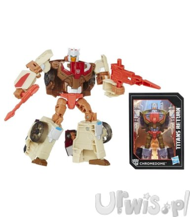 TRA Generations Deluxe Chromedome